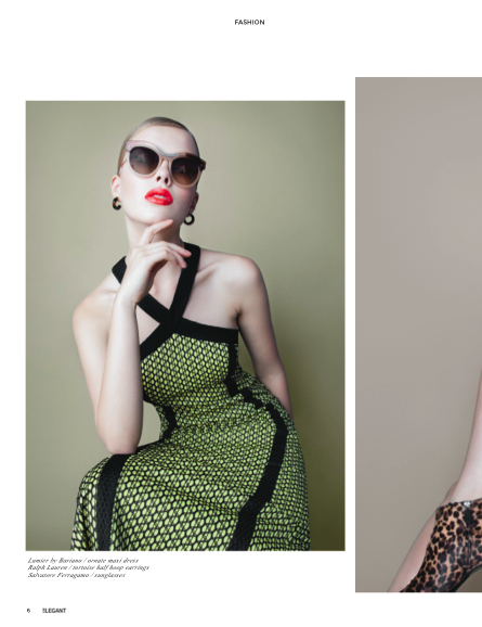 Photographer: TJ Manou  Model: Daria Perhina/LA Models