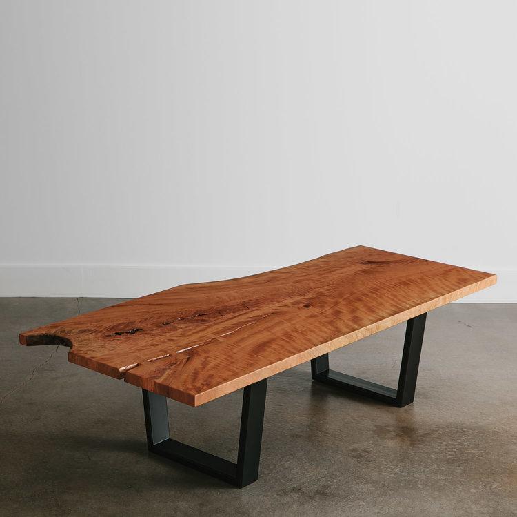 Cherry Coffee Table cherry coffee table | live edge furnitureelko hardwoods
