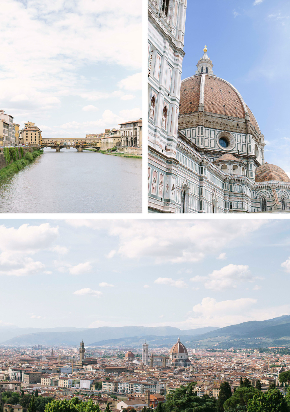 I've always heard incredible things about Florence, but it truly was the perfect mix of city and small town.