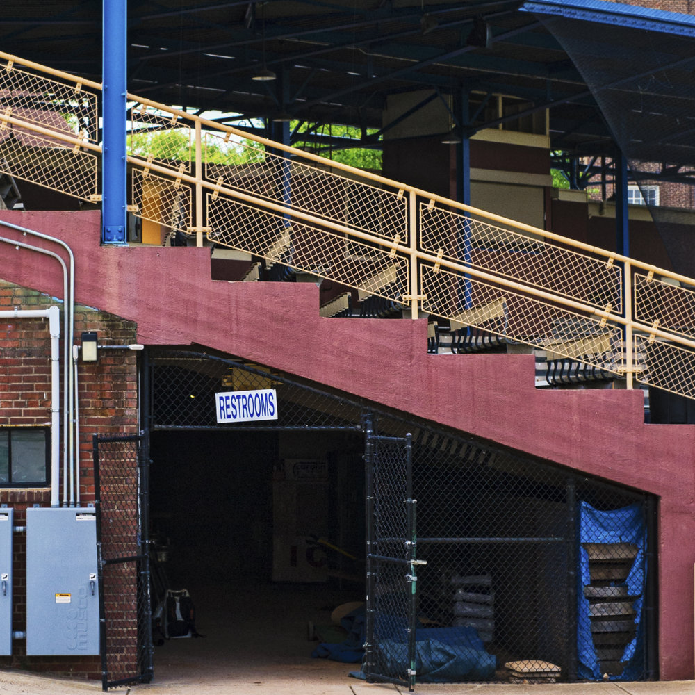 Durham Athletic Park  https://en.wikipedia.org/wiki/Durham_Athletic_Park