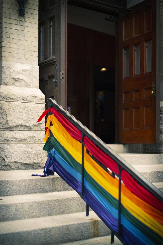 Durham_ChurchSteps_RainbowRibbons2_332019.jpg
