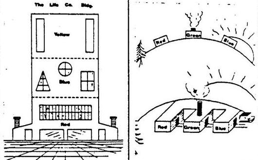 Diagrams 44 & 45