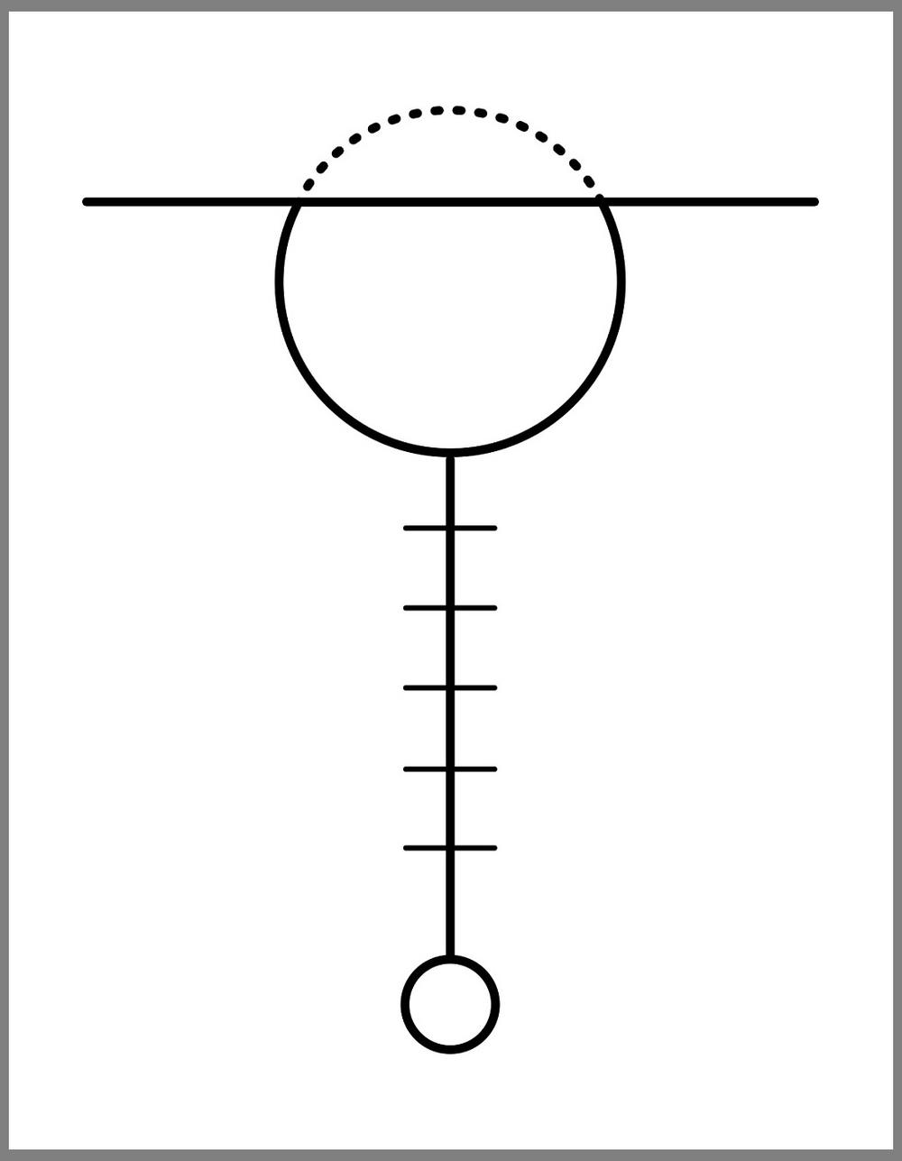 Diagram # 001B illustration