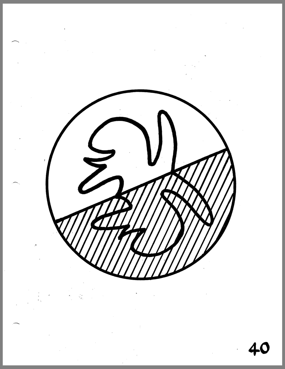 Diagram # 040 illustration