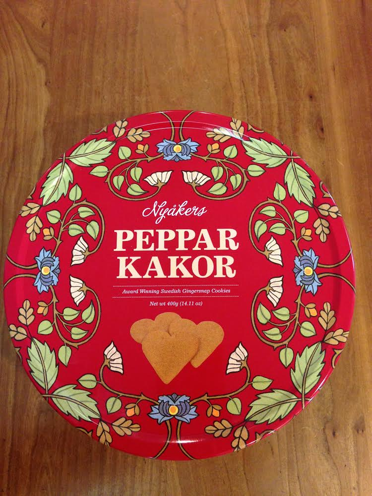 Pepparkakor Cookies from Sweden - $15.95