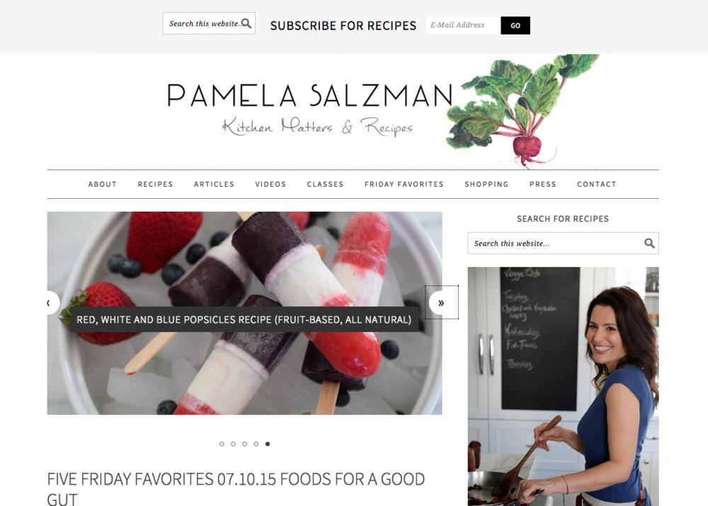 PamelaSalzman.com
