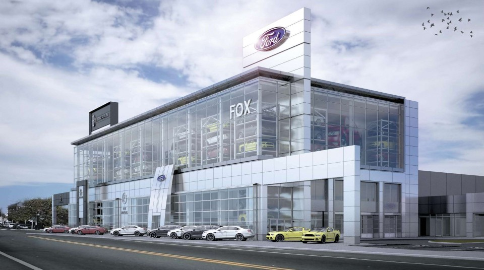 Fox Ford/Lincoln Chicago