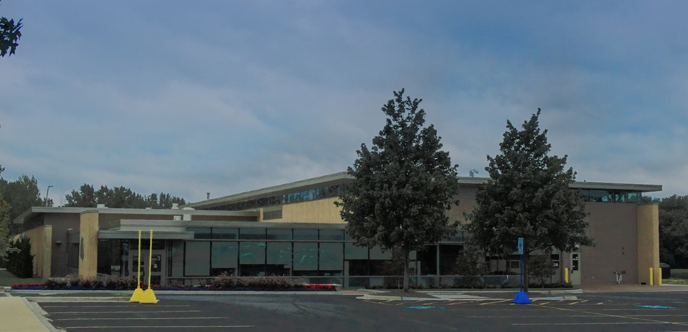 College of DuPage Maintenance Center