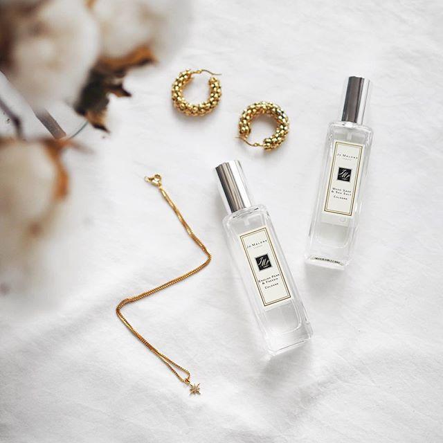 New jewels and scents @hunterxhunter_thelabel @jomalonelondon