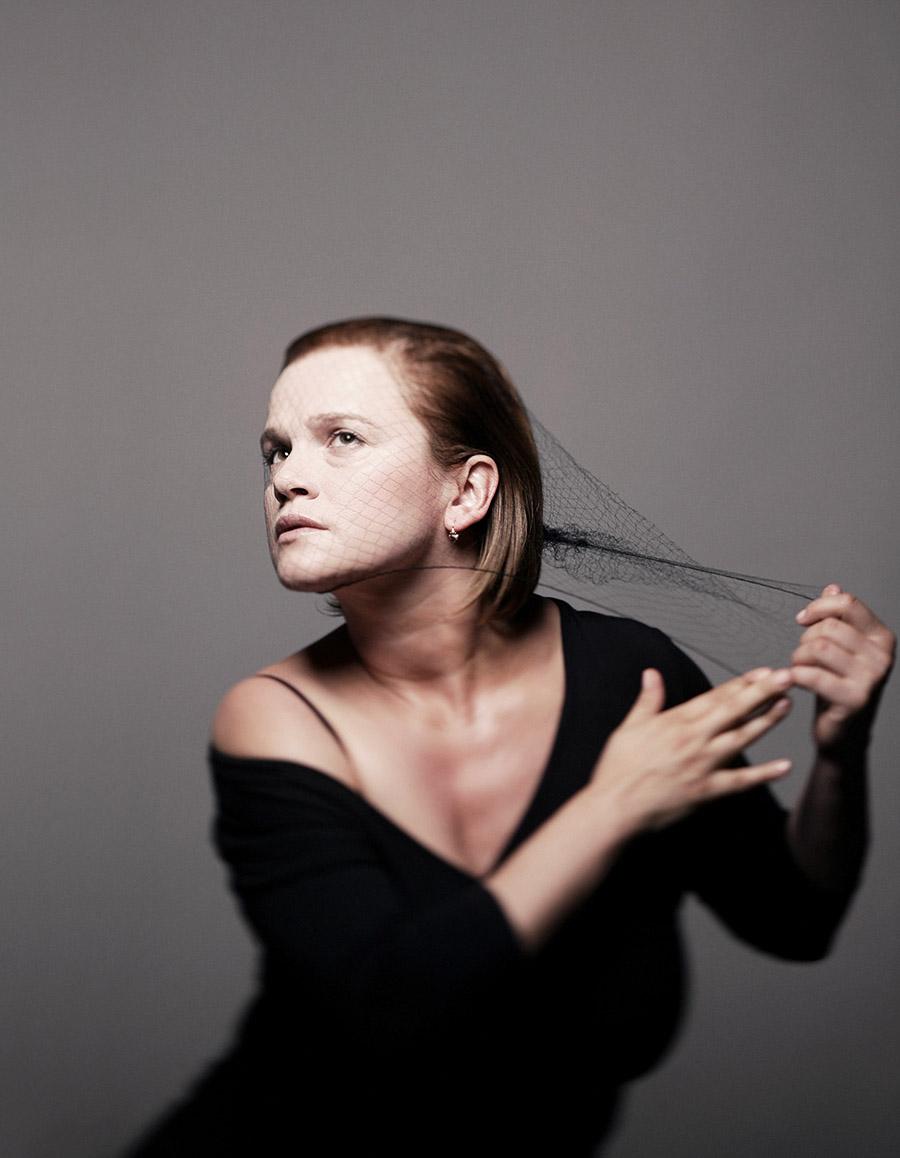 Katarzyna Figura - Wysokie Obcasy