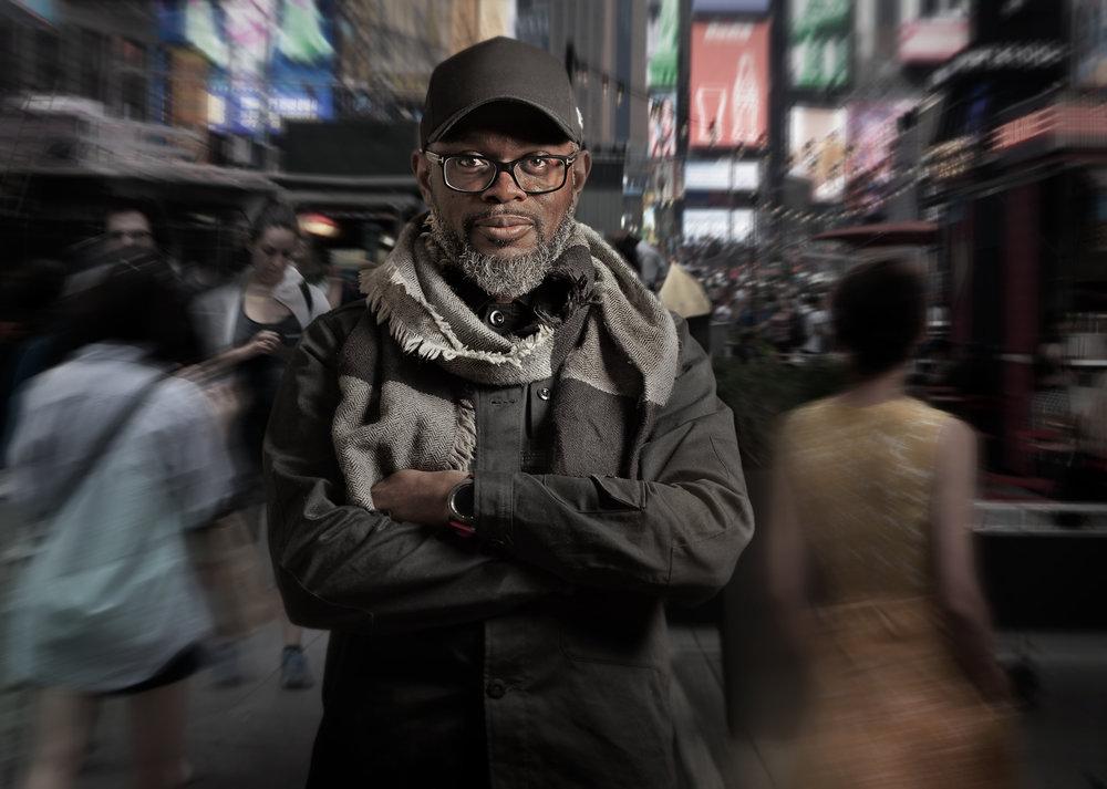 Wayne Crichlow, photographer.