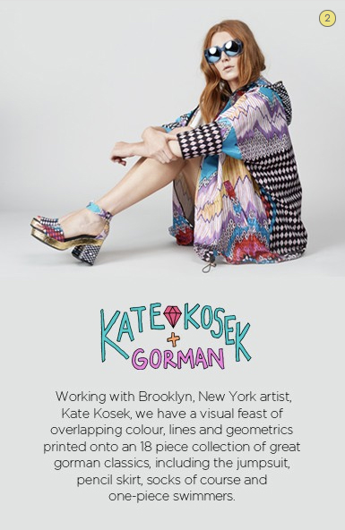 GORMAN X KATE KOSEK 2