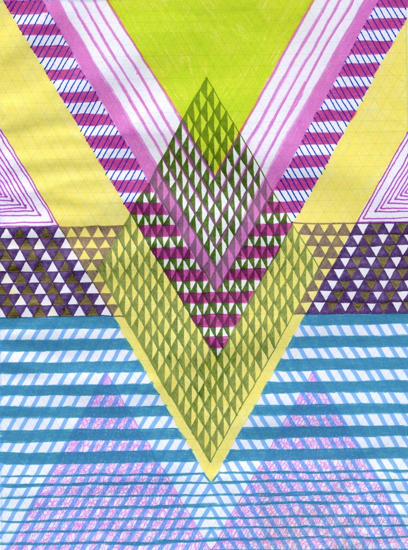 Isometric Harlequin #7