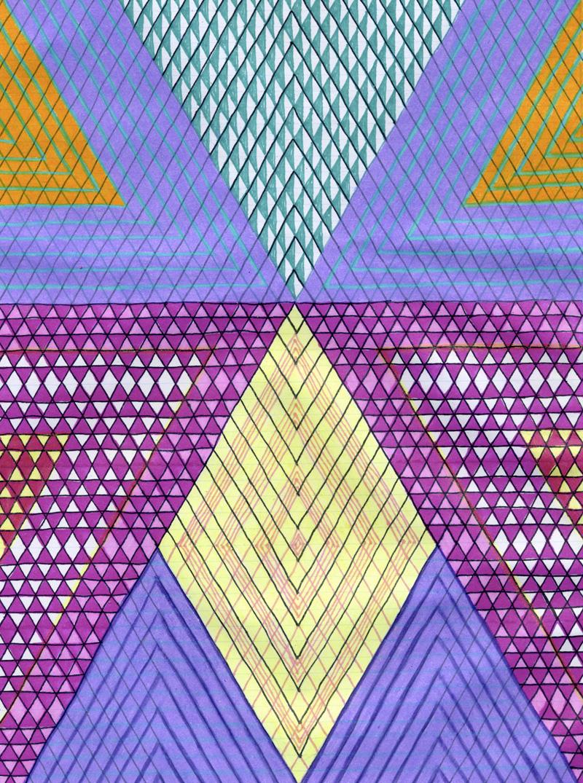 Isometric Harlequin #9