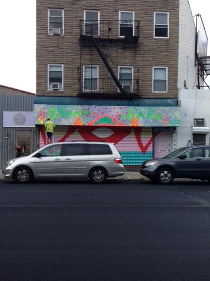 Silent Barn - Brooklyn, NY