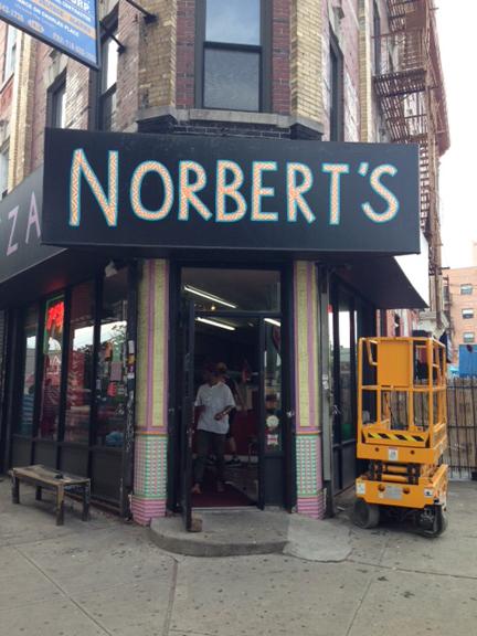 Norbert's Pizza 2012 - Brooklyn, NY