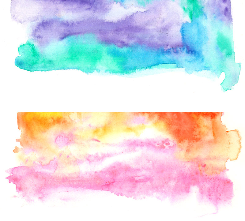 watercolour background preview