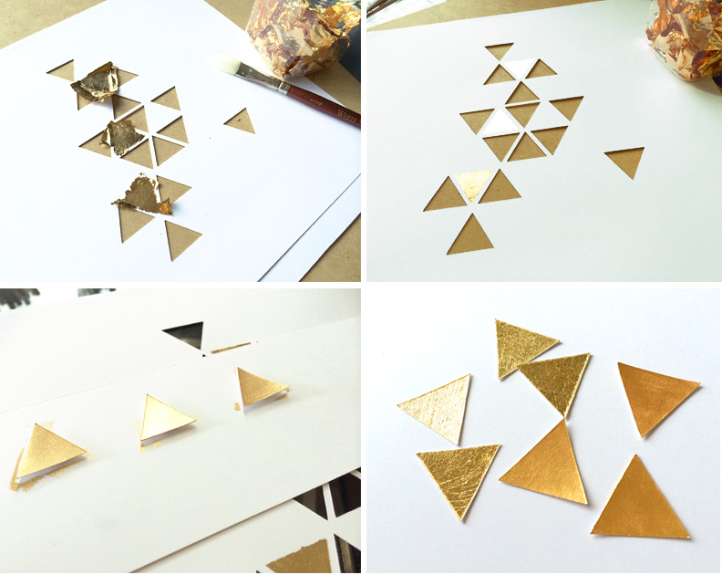 gold leaf tests