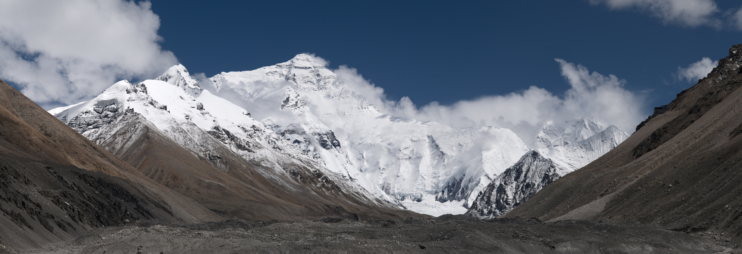 20110810 North Face of Everest Tibet China Panoramic.jpg e2df0ee0fac