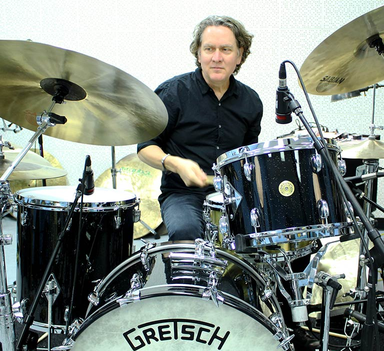 MATT CHAMBERLAIN : (drummer composer, producer, engineer) PEARL JAM, SOUNDGARDEN, FIONA APPLE, SNL, WALLFLOWERS, OF MONTREAL, MARTINA MCBRIDE, DAVID BOWIE