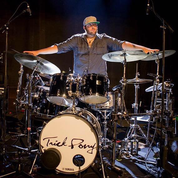 WIL EASTERWOOD : (drummer) TRICK PONY