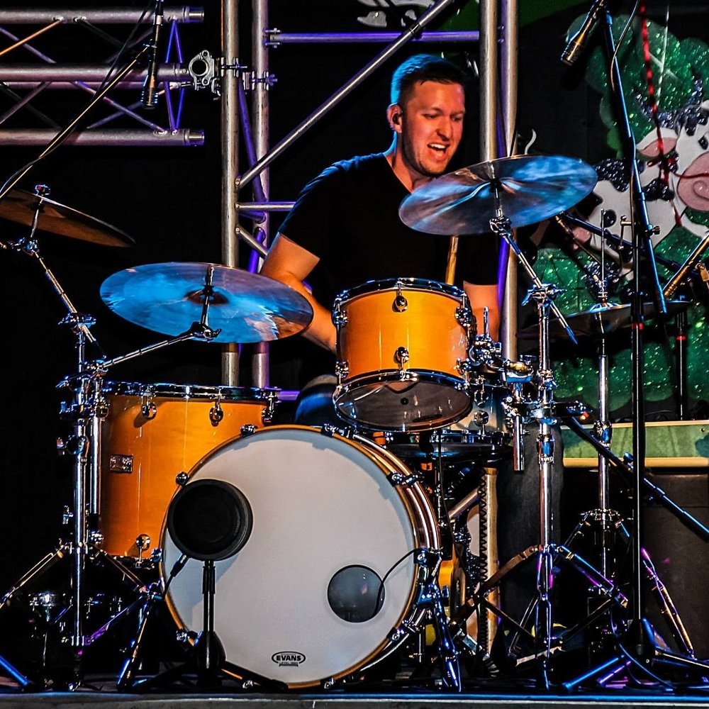 NATHAN MCCLURE: (drummer)