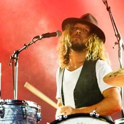 GRANT GERATHY: (drummer, percussionist) JOHN BUTLER TRIO