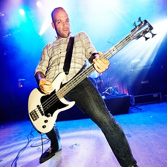 JONATHAN NUNEZ : (bassist, producer, engineer) TORCHE, SHITSTORM, TYRANNY OF SHAW, TUNES FOR BEARS TO DANCE TO