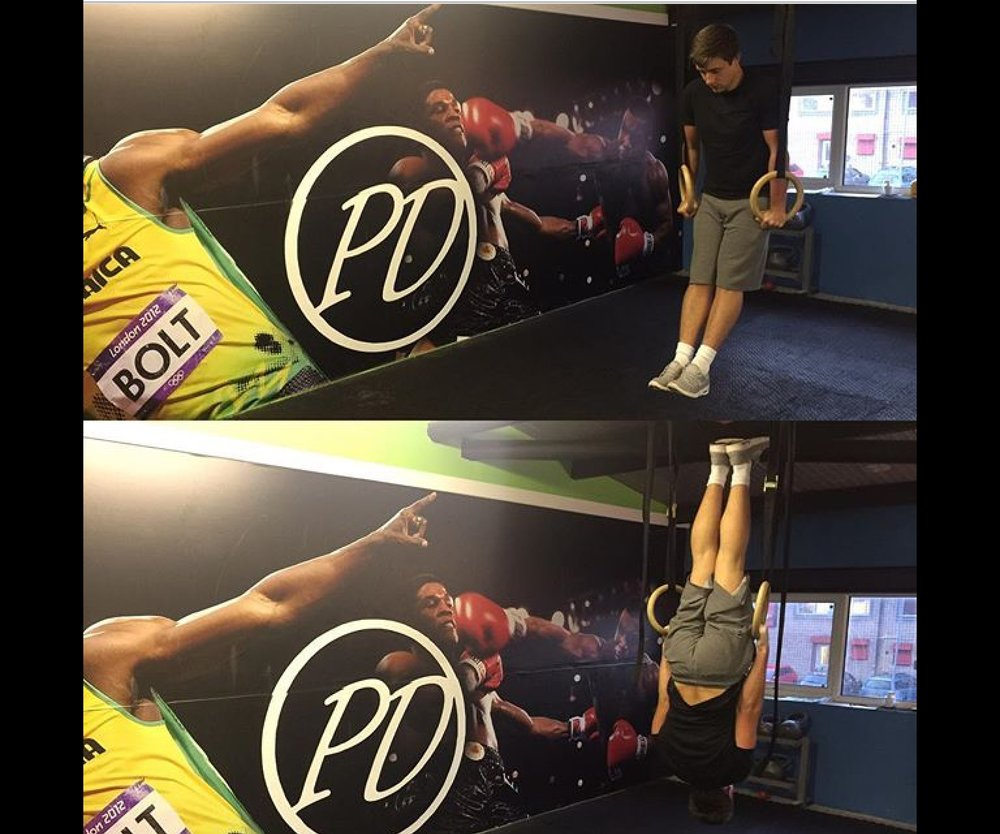 Personal Training - Find out more...