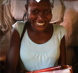 Jane Namijja runs the first and only organization to confront suicide in Uganda. Her efforts have been supported by Angels for Angels.