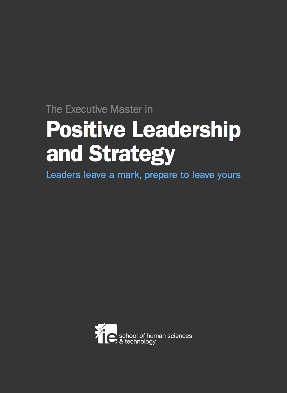 Positive Leadership & Strategy