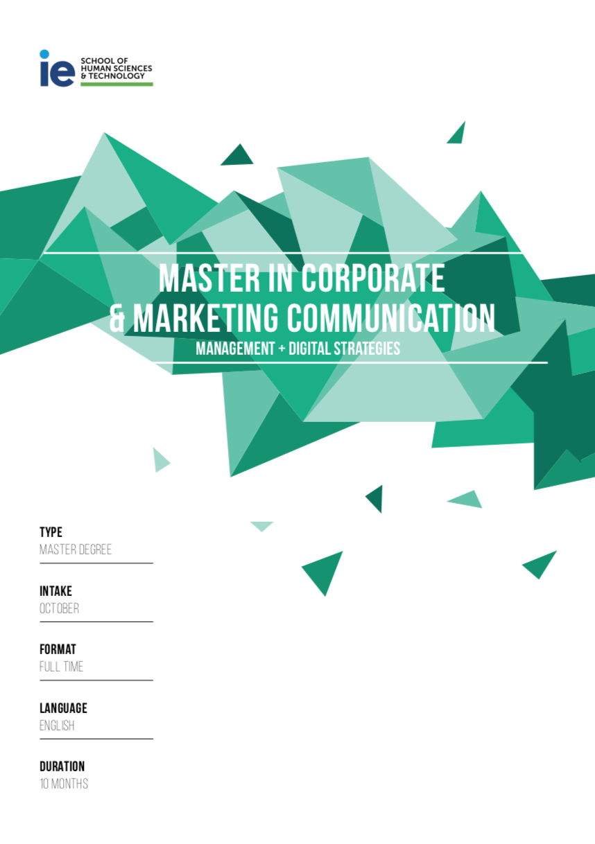 Corporate & Marketing Communication