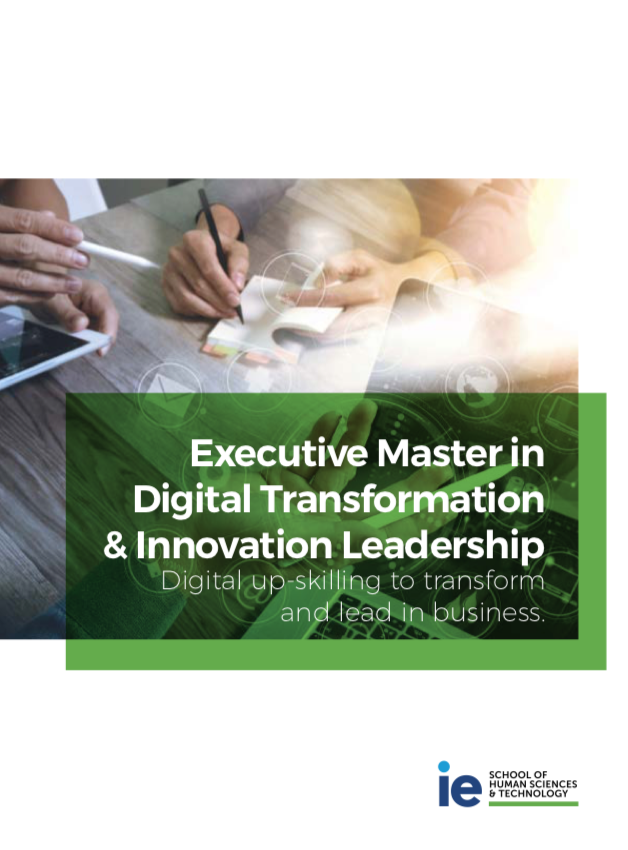 Digital Transformation & Innovation Leadership