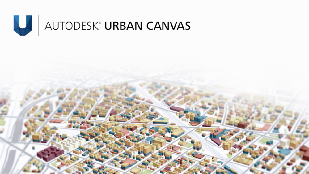 Autodesk Urban Canvas Overview Video