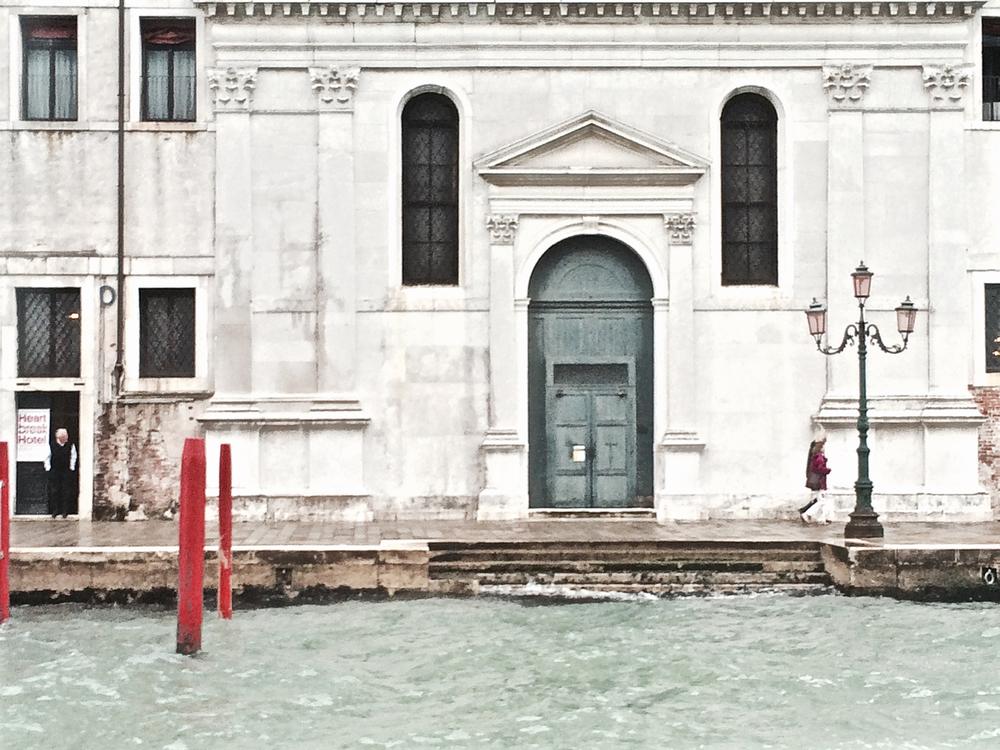 Heartbreak hotel. Venice.