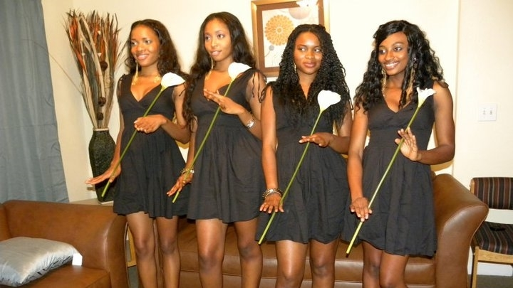 Ladies of Alpha Omega Eta African Sorority, Inc.