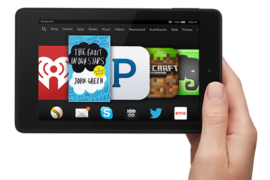 HD Kindle FIRE Tablet