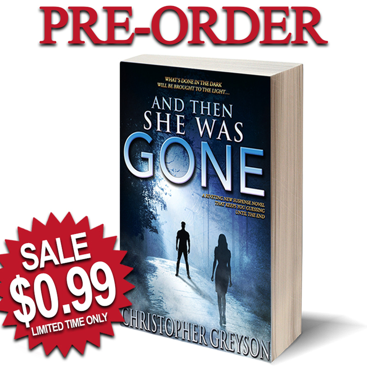 Read A Sneak Peek Of The Latest Jack Stratton Novel And Then She Was GONE