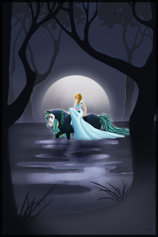 The Kelpie's Bride