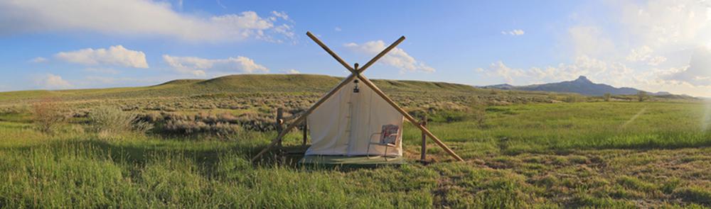 COWBOY WALL TENTS & Wall Tents | Yellowstone Camping u0026 Lodging