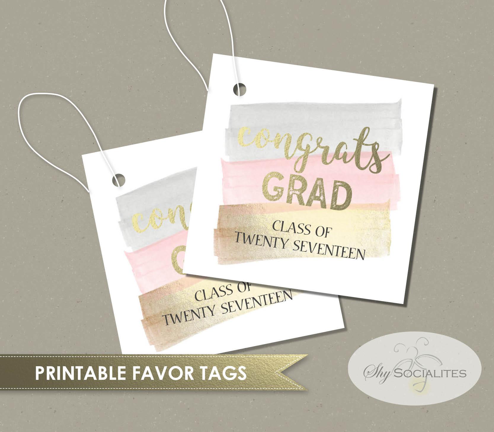 favor gift tags shy socialites
