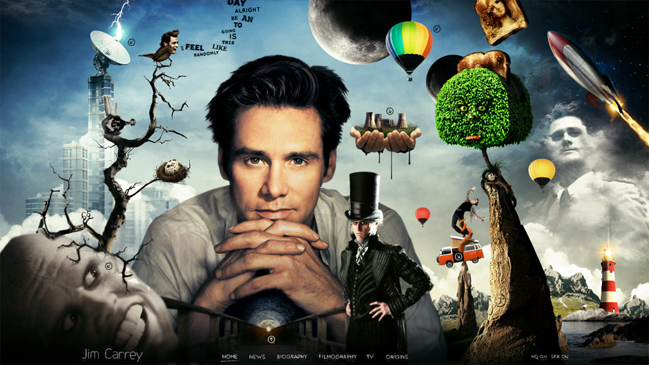 Jim Carrey - The official site of the beloved Actor and Comedian