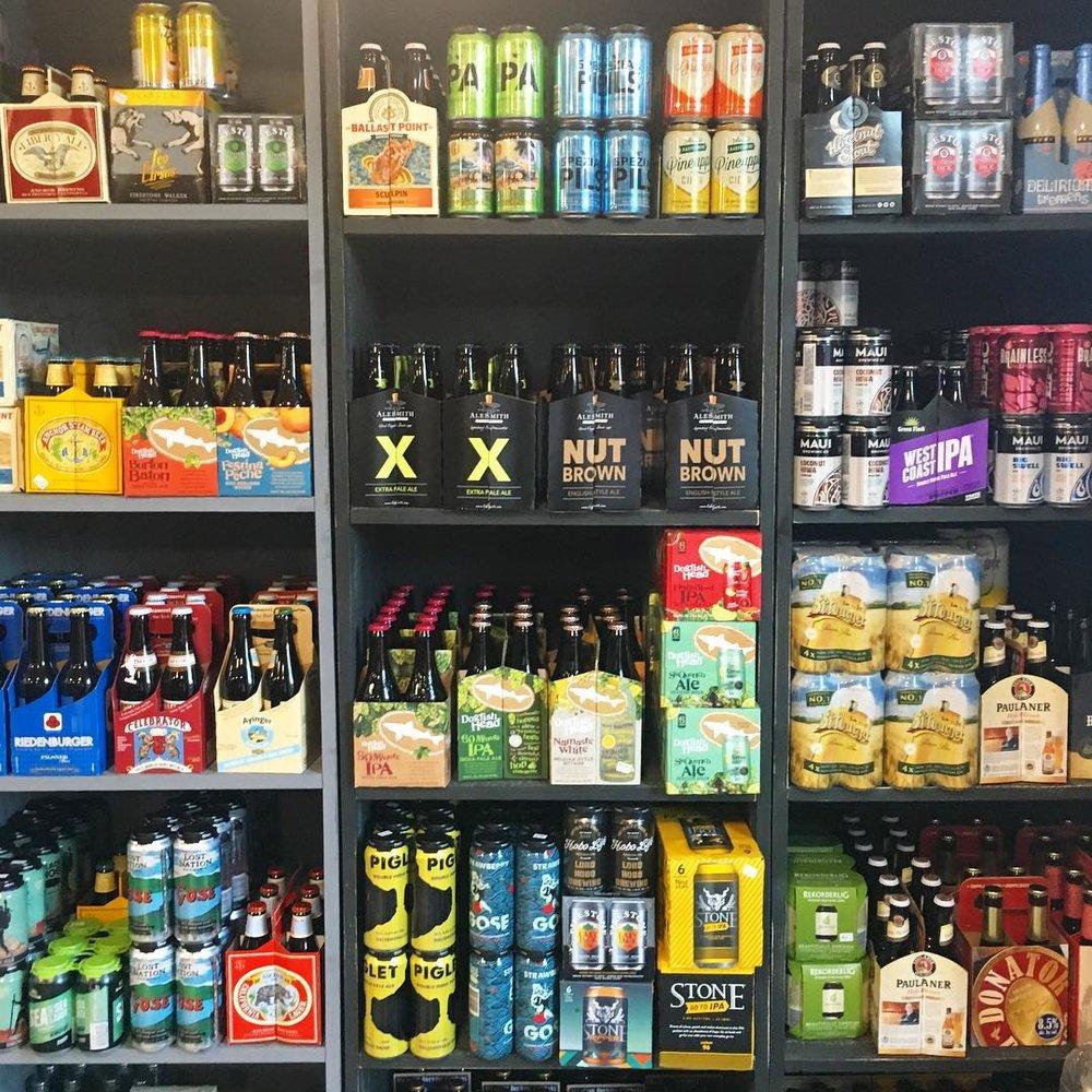 Friday Beer Tasting - 4-7pm