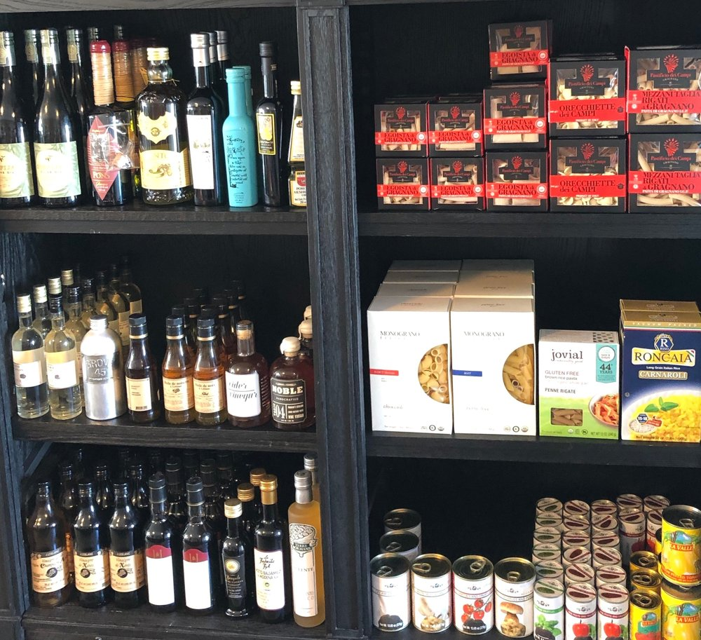 Come in and stock your pantry!