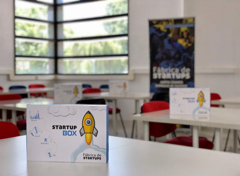 Startup Box_Fábrica de Startups