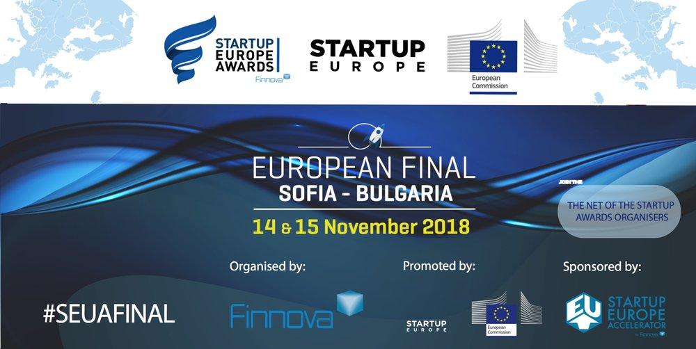 © StartUp Europe Awards