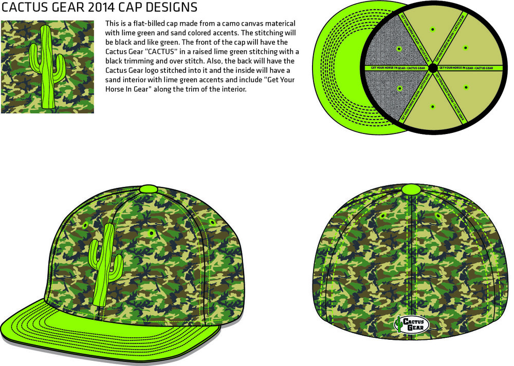 New CG Cap 2014 Green Camo Flatbill.jpg