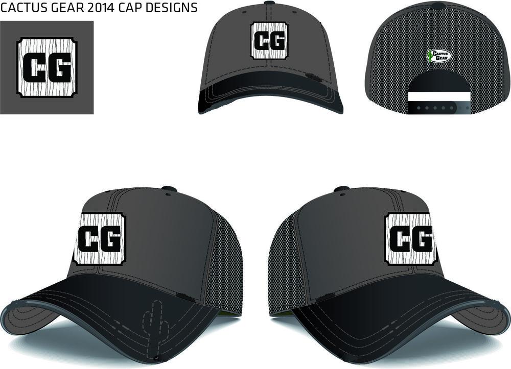 New CG Cap 2014 Grey CG Baseball Cap.jpg