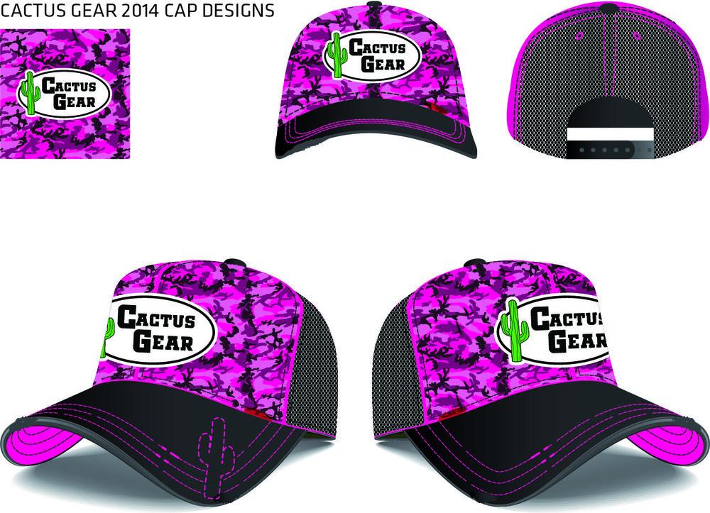 New CG Cap 2014 Pink Camo Logo Baseball Cap.jpg