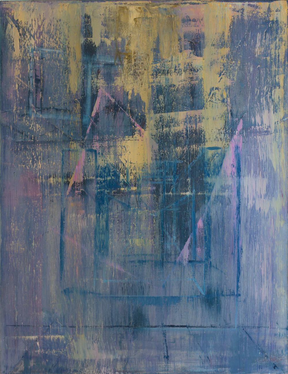 a02, 2013, 126x99 cm, oil on canvas